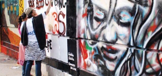 Master Paints-MWT street art competition a success