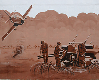 Operation Art – A Tribute to Pak Army
