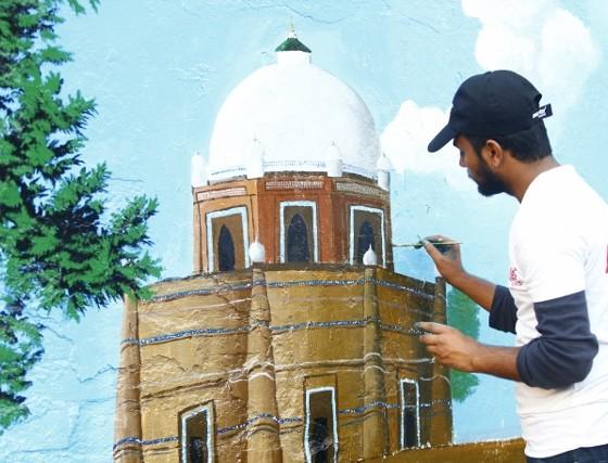 SAC 2015 – Egerton Road, Lahore