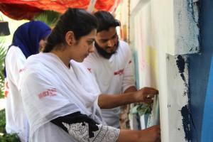 Street Art Pakistan-Sargodha 2