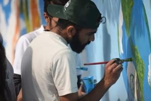 Street Art Pakistan-Agriculture Dpt Punjab119