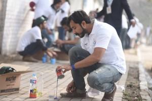 Street Art Pakistan-Agriculture Dpt Punjab93