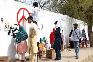 Street Art Pakistan-Peshawar 138