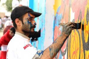 Street Art Pakistan-Peshawar 68