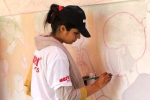 Street Art Pakistan-Sargodha 162
