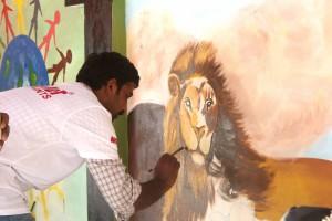Street Art Pakistan-Sargodha 300