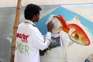 Street Art Pakistan-Sargodha 348