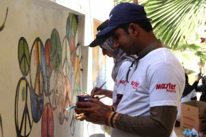 Street Art Pakistan-Sargodha 412