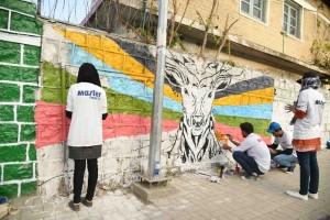 street Art Pakistan-Abbottabad 12