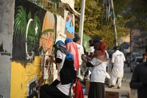 street Art Pakistan-Abbottabad 13