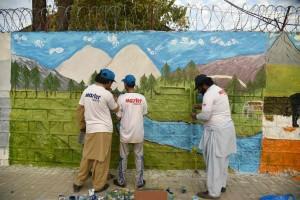 street Art Pakistan-Abbottabad 14