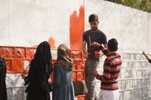 street Art Pakistan-Abbottabad 18