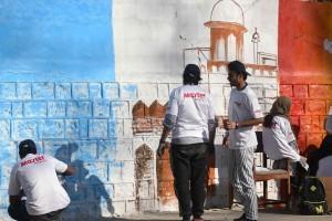 street Art Pakistan-Abbottabad 2