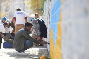 street Art Pakistan-Abbottabad 25