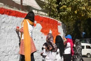 street Art Pakistan-Abbottabad 26