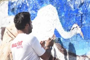 street Art Pakistan-Abbottabad 27