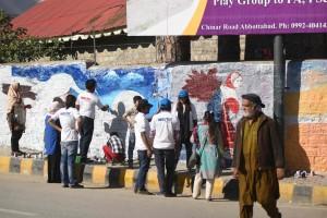 street Art Pakistan-Abbottabad 28