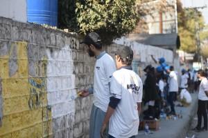 street Art Pakistan-Abbottabad 3
