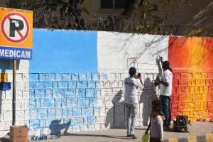 street Art Pakistan-Abbottabad 30