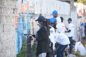 street Art Pakistan-Abbottabad 4