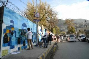 street Art Pakistan-Abbottabad 5