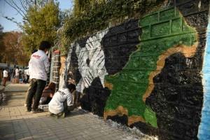 street Art Pakistan-Abbottabad 8