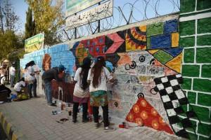 street Art Pakistan-Abbottabad 9