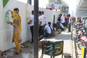 street Art Pakistan-Gujranwala 166