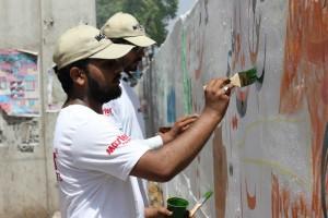 street Art Pakistan-Gujranwala 17