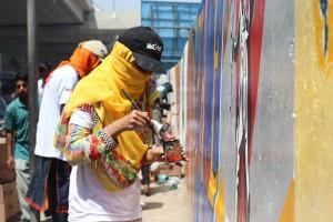 street Art Pakistan-Gujranwala 249