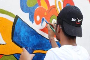 street Art Pakistan-Gujranwala 259