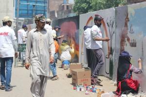 street Art Pakistan-Gujranwala 5