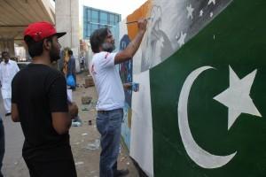 street Art Pakistan-Gujranwala 79