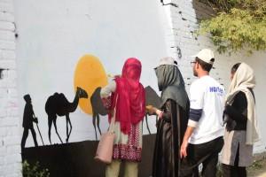 street Art Pakistan-Gujrat11