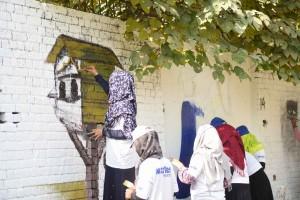 street Art Pakistan-Gujrat12