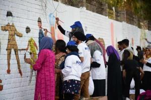 street Art Pakistan-Gujrat16