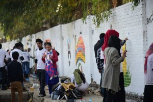 street Art Pakistan-Gujrat19