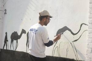 street Art Pakistan-Gujrat7