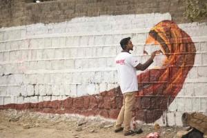 street Art Pakistan-Malakand 12