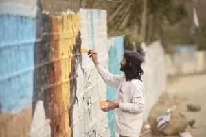 street Art Pakistan-Malakand 13