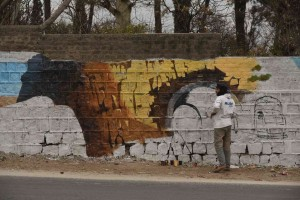 street Art Pakistan-Malakand 14