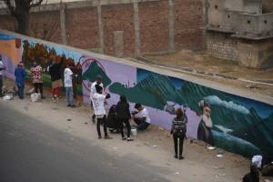 street Art Pakistan-Malakand 17