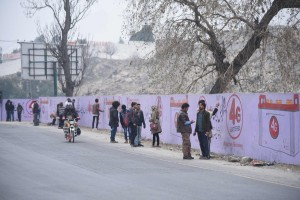 street Art Pakistan-Malakand 2