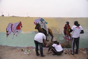 street Art Pakistan-Malakand 21
