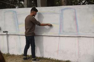 street Art Pakistan-Malakand 23