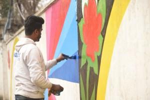 street Art Pakistan-Malakand 28