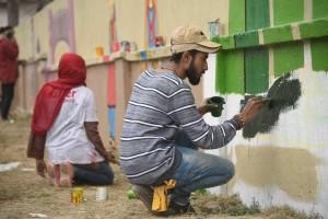 street Art Pakistan-Malakand 30