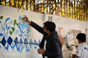 street Art Pakistan-Sargodha1