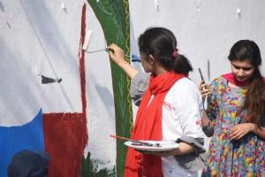 street Art Pakistan-Sialkot 12