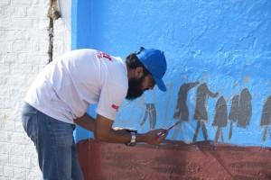 street Art Pakistan-Sialkot 16